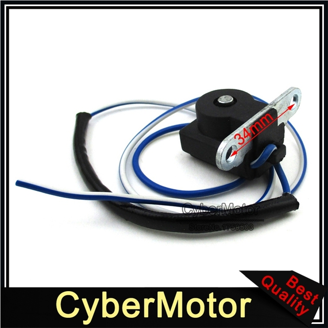 Stator Trigger Pickup Coil Ignitor For Chinese GY6 50cc 125cc 150cc Engine Scooter Moped ATV Quad 4 Wheeler Go Kart
