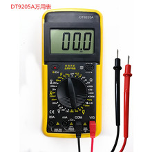 Multimeter Tester digital Multimetro Probes Voltmeter multimetro digital profissional Meter pliers transistor  tester multimeter стоимость