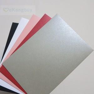 Image 3 - 25 pcs 194x134mm (7.5x5.2 inch) 두꺼운 청첩장 봉투를 스탬프 골드 진주 색 봉투