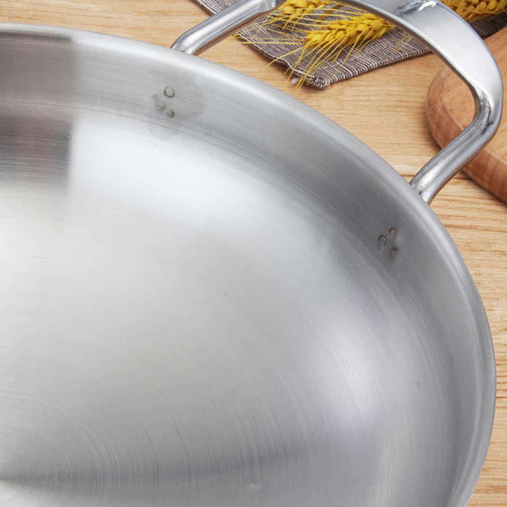 Miniเชฟคลาสสิกสแตนเลสทุกวันเครื่องครัว-เส้นผ่านศูนย์กลางภายใน 18 ซม./20 ซม./22 ซม.หม้อทำอาหารอุปกรณ์เสริม