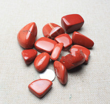 100g natural large red jasper stone particles crystal crushed fish tank landscaping flower decoration Feng Shui