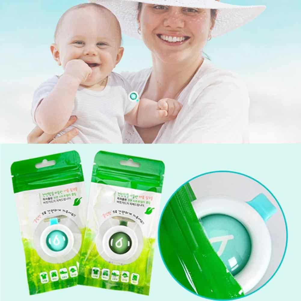 Mini Bros Anti Nyamuk Hama Serangga Penolak Gesper Ramuan Alami Anti Nyamuk Gesper untuk Anak-anak Bayi