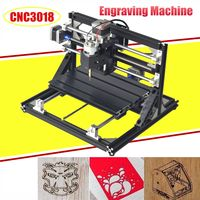 CNC3018,diy mini cnc engraving machine,laser engraving,Pcb PVC Milling Machine,wood router,cnc 3018,best Advanced toys