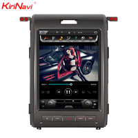 KiriNavi Vertical Screen Tesla Style Android 6.0 12.1inch Car Gps Navigation For Ford F150 Touch Screen Radio WIFI 4G 2009 2013