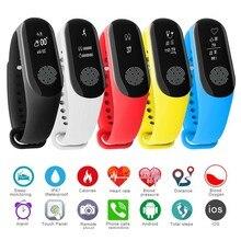 GIMTO Sport Bracelet Smart Watch Women Men Fitness Tracker Pedometer Heart Rate Blood Pressure Smartband Bluetooth Smartwatch