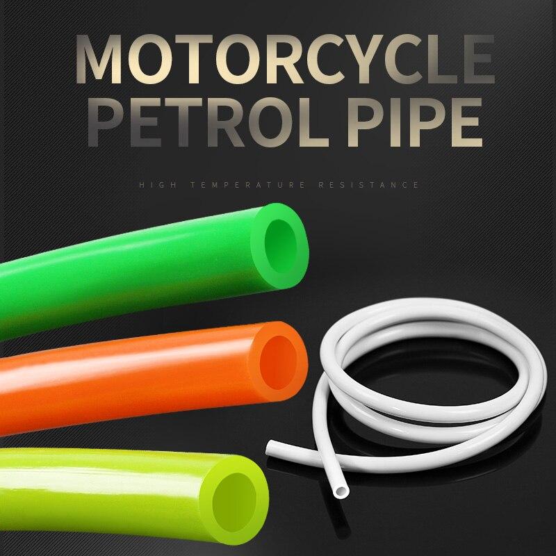 1 M Nylon Moto Tubo Linea Di Carburante Benzina Tubo Gas Tubo Di Olio Tubo Per Mini Moto Dirt Bike Per Honda Per Suzuki Per Yamaha
