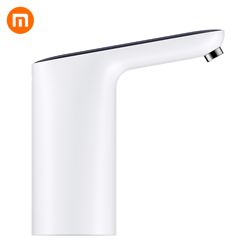 Hot Xiaomi Cooperation Brand Automatic Water Pump Bottled Automatic Electric Portable Mi Pump Dispenser Drinking Bottle Switch