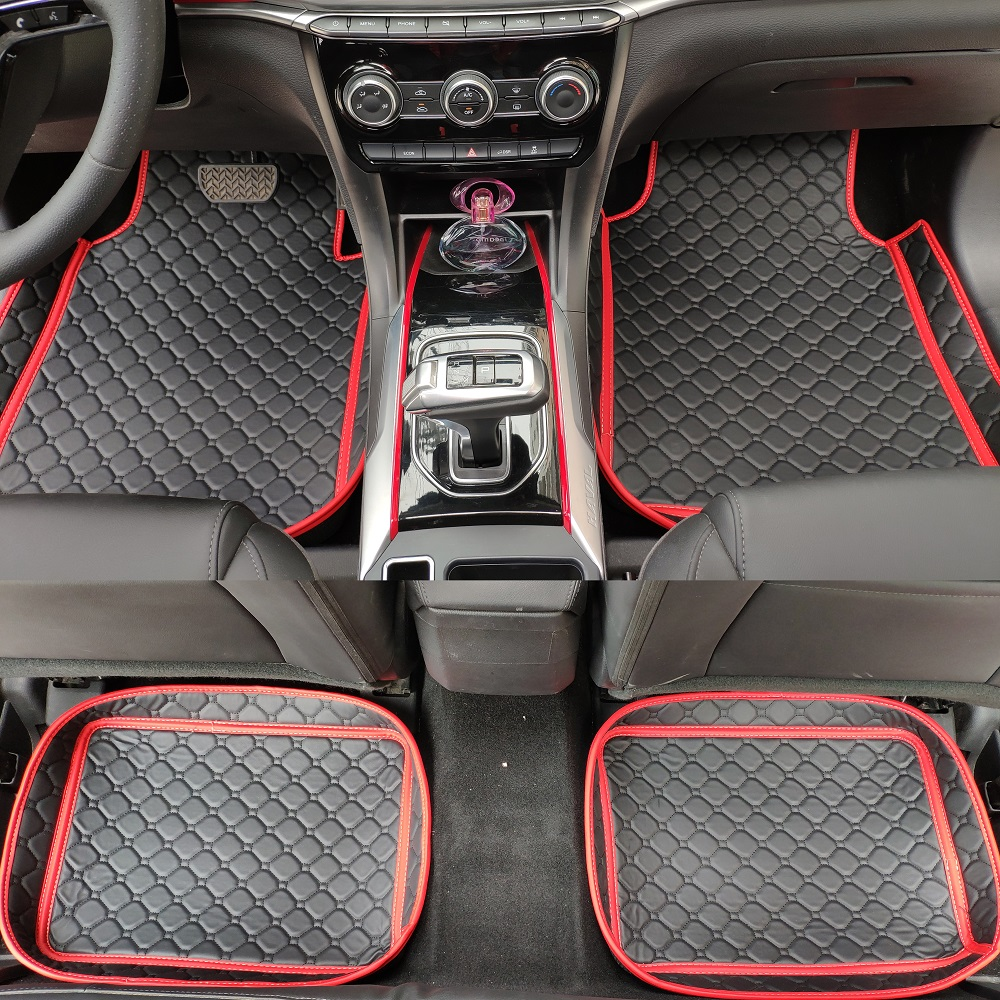 Car-Floor-Mats Carpet-Liner Escape Explorer Custom-Fit Ecosport Fusion Fiesta Focus Ford-Edge title=