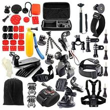 Sport Camera Accessories 40-in-1 Accessory Kit Bundle for Gopro Hero5/ 4/3+/3/2/