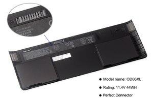 Image 2 - KingSener OD06XL Batteria Del Computer Portatile per HP Elitebook Revolve 810 G1 G2 G3 Tablet PC HSTNN IB4F 698750 171 698750 1C1 HSTNN W91C