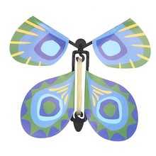 Flying Butterfly Magic Butterfly Freedom Wedding Tricks Toys For Exquisite Presents Beautiful Butterfly Toy