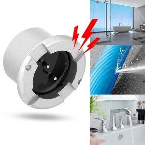 Image 5 - Machine Room Isolated Wired Water Leak Flood Alarm Sensor Detector 12V