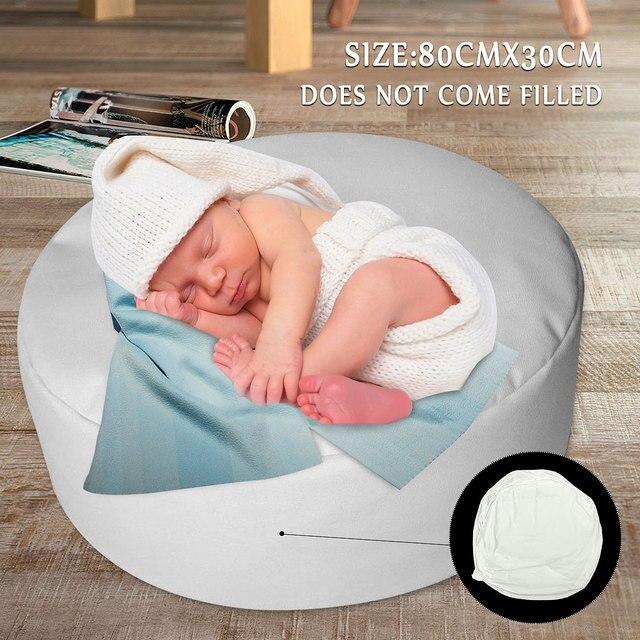 Recém-nascidos Estúdio Fotografia Posando Ninho POSANDO TRAVESSEIRO sofá bebê Foto Prop Poser Poser Tamanho Grande Rack de Saco de Feijão Pufe Infantil