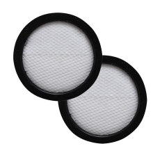 лучшая цена Filters Cleaning 2X Replacement Hepa Filter For Proscenic P8 Vacuum Cleaner Parts Hepa Filter (For Proscenic P8)