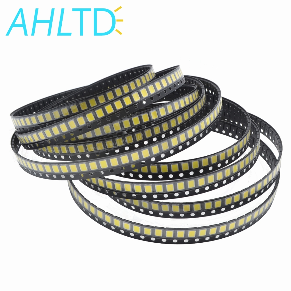 10 x LED 0805 Cool Clear White SMD LEDs SMT Lights Super Ultra Bright Car RC PC