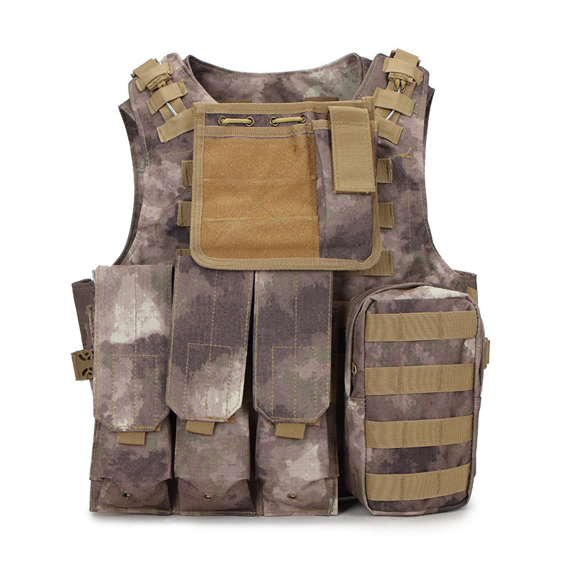 Outdoor Hunting Ciras Tactical Military Airsoft Vest Plate Carrier Unloading Chest Rig Bag Molle Camping Travel Sport Trecking 6Outdoor Hunting Ciras Tactical Military Airsoft Vest Plate Carrier Unloading Chest Rig Bag Molle Camping Travel Sport Trecking 6