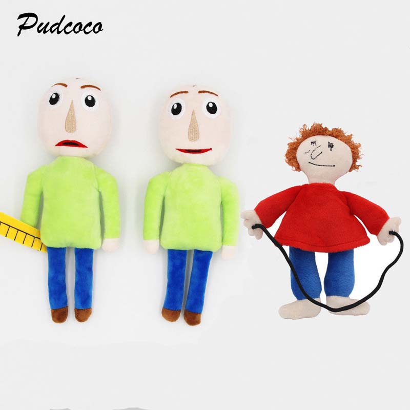 Baldi/'s Basics In Education And Learning Playtime Model Plush Stuffed Toy US
