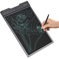 13inch LCD Writing Tablet Writing Board For Children Graffiti Drawing Office Electronic Light Energy Small Blackboard
