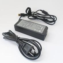 Тетрадь адаптер переменного тока для lenovo S1 S3 S5 Yoga 13 490 S M490S M490SA 20 V 4.5A 90 W ноутбук Питание Зарядное устройство Штепсель зарядного устройства