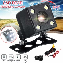 Universal CCD Night Vision Reverse Camera 170 Angle Car Rear