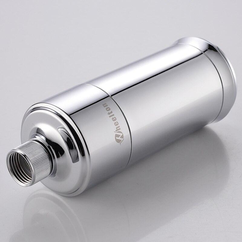 New Shower Water Filter Household bathing water purifier filter dechlorination skin bathing  Shower filtration Soft Water