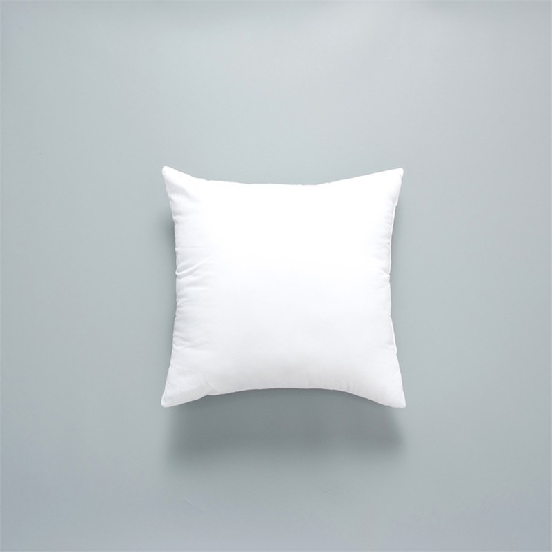 1PC Classic 10 size Solid Pure Cushion Core Funny Soft Head Pillow Inner PP Cotton Filler 1PC Classic 10 size Solid Pure Cushion Core Funny Soft Head Pillow Inner PP Cotton Filler Customized Health Care Cushion Filling