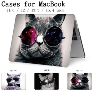 Image 1 - For Laptop Sleeve For Notebook MacBook Case 13.3 15.4 Inch For MacBook Air Pro Retina 11 12 With Screen Protector Keyboard Cove