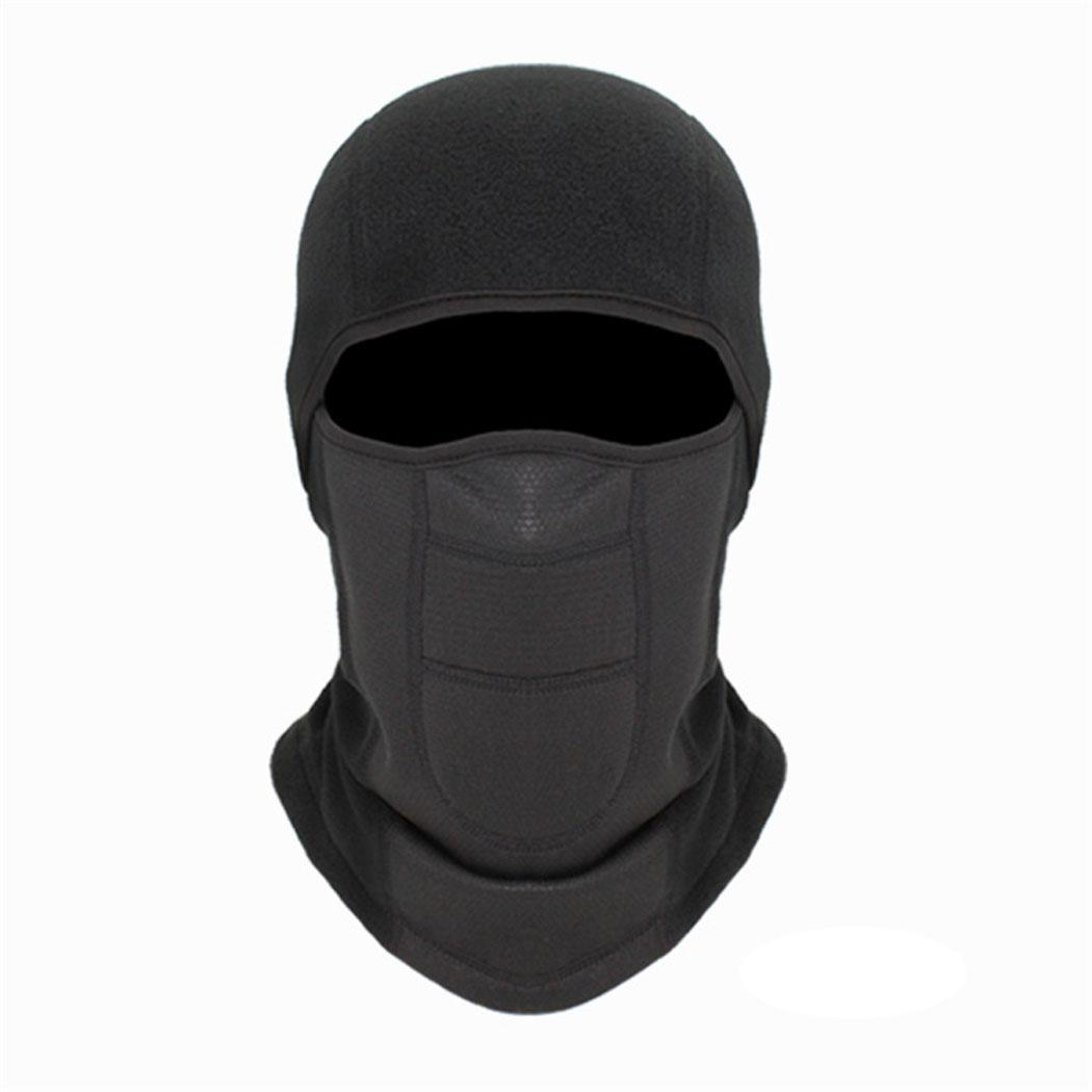 Outdoor sports riding mask Ski windproof mask Full windproof and cold hood winter warm mask