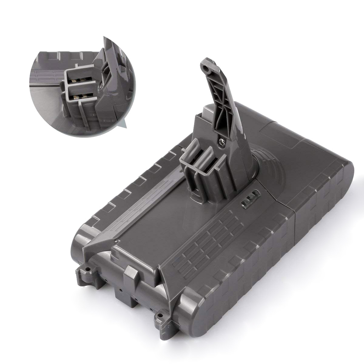 Replace Battery 3000 mAh 21 6V for Dyson V8 Absolute Animal Animal Exclusive in Vacuum Cleaner Parts from Home Appliances