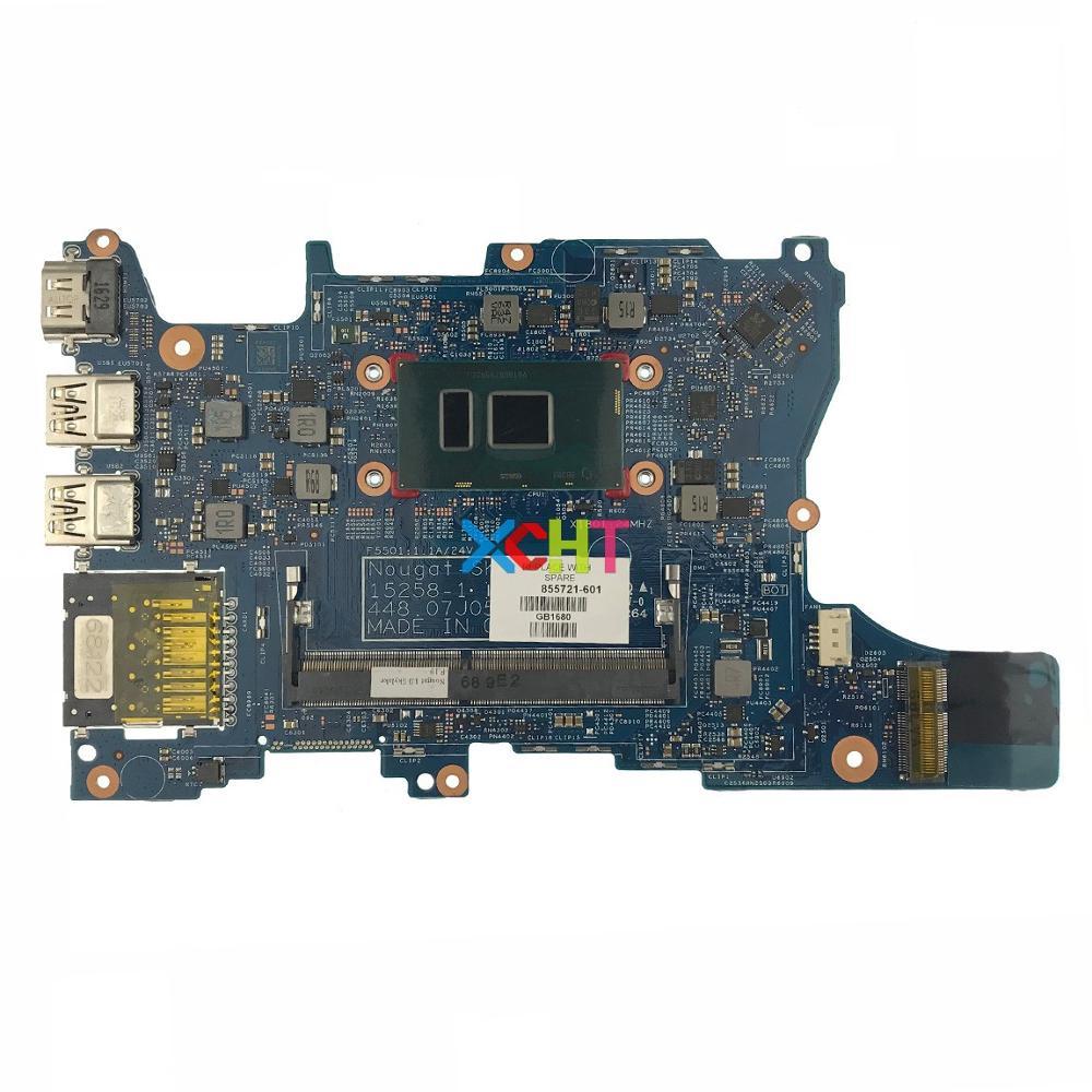 855721-601 855721-001 UMA w i3-6100U CPU for HP Pavilion x360 Convertible 11-U Series 11T-U000 NoteBook PC Laptop Motherboard855721-601 855721-001 UMA w i3-6100U CPU for HP Pavilion x360 Convertible 11-U Series 11T-U000 NoteBook PC Laptop Motherboard