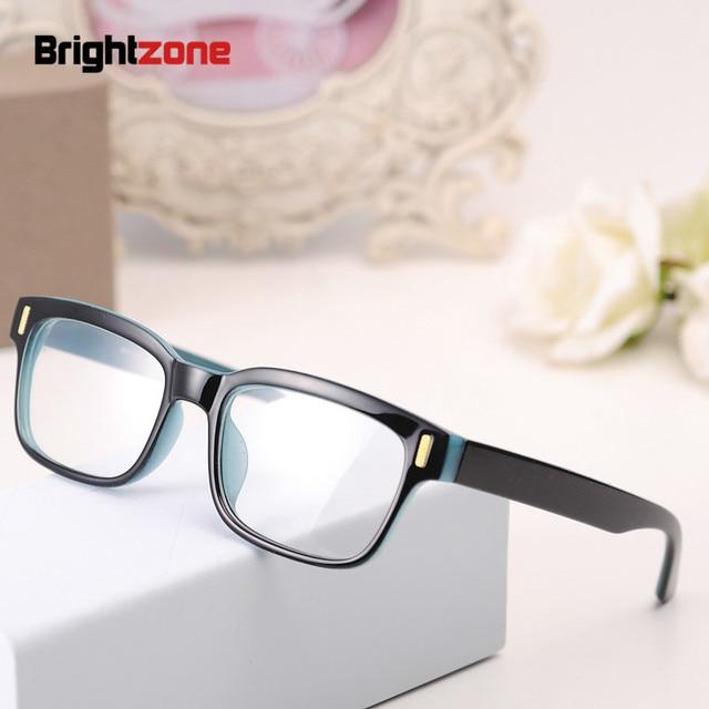 8dea4730d7b 2017 Fashion V-Shaped Box Eye Glasses Frames Brand For Men New Women  Computer Frames Eyewear Vintage Armacao Oculos De Grau