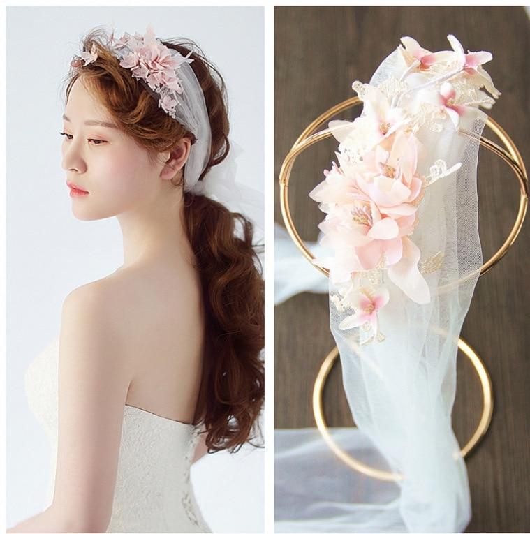 Wedding Hairstyle Korean: Korean Fashion Wedding Hair Accessories Bridal Hair Band