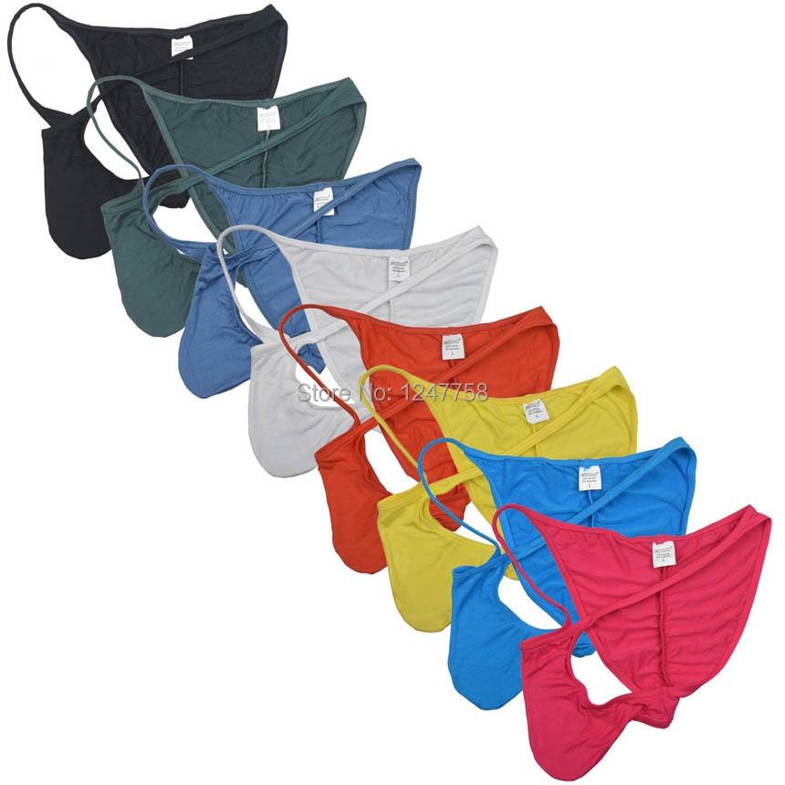 Men Bodybuilding Briefs Physique String Mens Underwear Gay Slip Men Bulge Pouch Cuecas Contest Posing Bikini Jockstrap