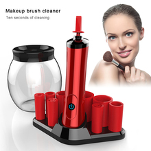 New Electric Makeup Brush Cleaner & Dryer Set Make Up Brushes Washing Cleaning