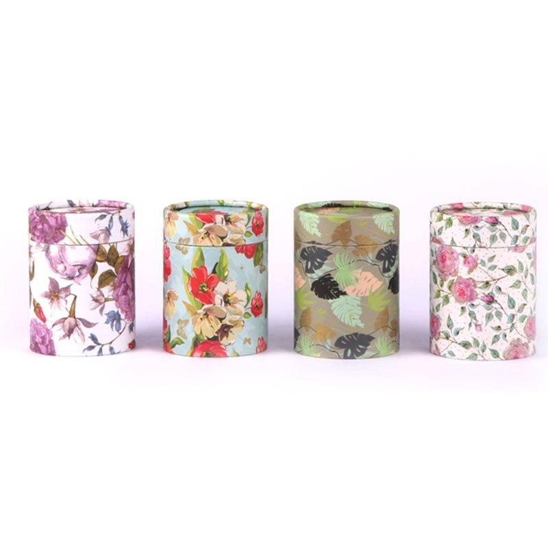 Xin Jia Yi papier pakowy ozdobny pakiet rur gorąca sprzedaż Brandy rury papierowe pudełko inny kolor uszczelnienie krawędzi spersonalizowany papier rury