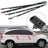 For CR V Car Outside Window Moulding Trim Weatherstrip Seal Belt Weather Strip For Honda CRV 2007 2008 2009 2010 2011