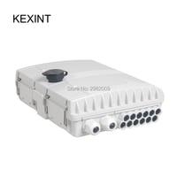 KEXINT Outdoor Waterproof 8 core / Termination Box Optic Distribution Box /