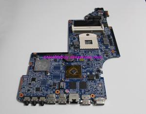 Image 5 - Genuine 641487 001 w HD6490/1G Scheda Grafica HM65 Scheda Madre Del Computer Portatile Mainboard per HP Pavilion DV6 DV6 6000 Serie noteBook PC