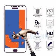 9H Tempered Glass For Samsung Galaxy J3 J5 J7 Prime 2017 2018 Screen Protector J4 J6 Plus Film Cover