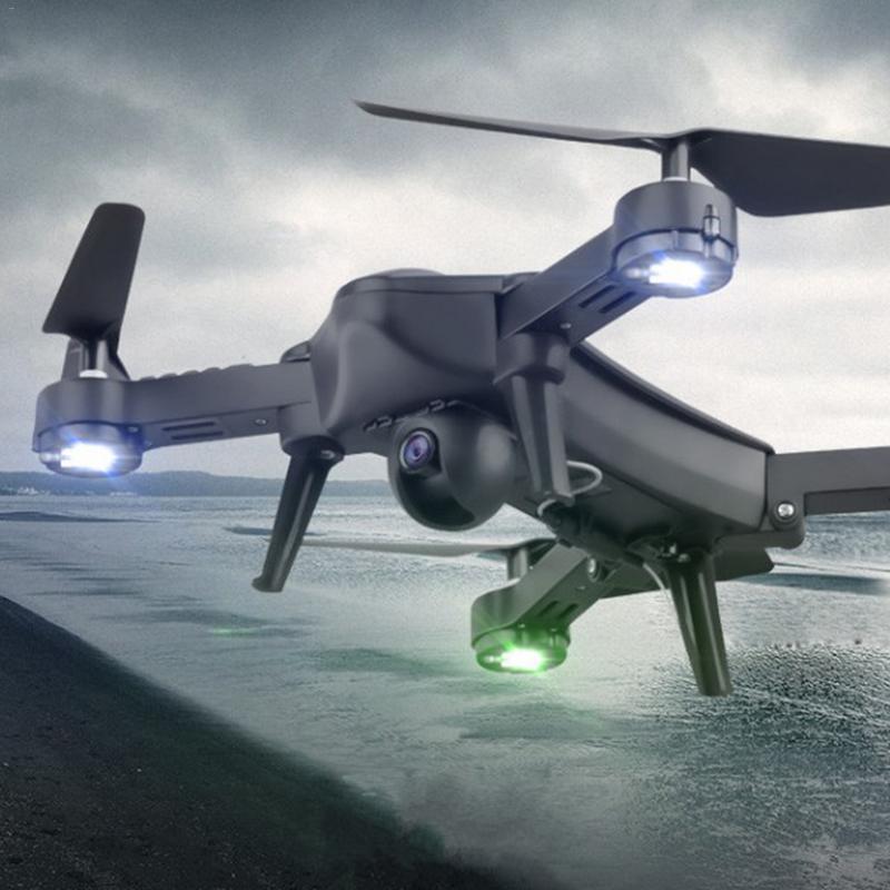 Drone RC L6060 L6060W pliable Selfie WiFi 720 P 110 degrés FOV grand Angle HD hauteur de la caméra RC quadrirotor RTF jouet