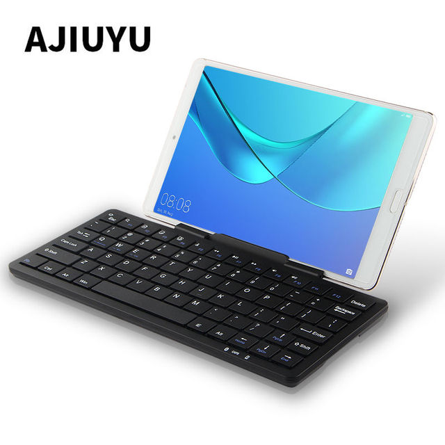 huge discount f76cb f481b US $27.67 |Aliexpress.com : Buy Keyboard Bluetooth For Huawei MediaPad M3  lite 10 10.0 lite 8 8.0 10.1 m3 8.4 inch Tablet Wireless mouse Bluetooth ...