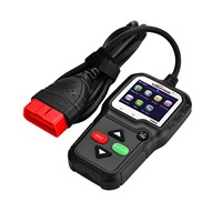 KONNWEI OBD2 KW680 Car Diagnostic Tool OBD2 Automotive Scanner Better AD410 Engine Fault Code Reader Scan Tool OBD 2 Autoscann