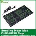 EU/US/UK/AU плагин саженец тепловой коврик растительного семени прорастание распространение клон пусковая площадка для стартера водонепроница...