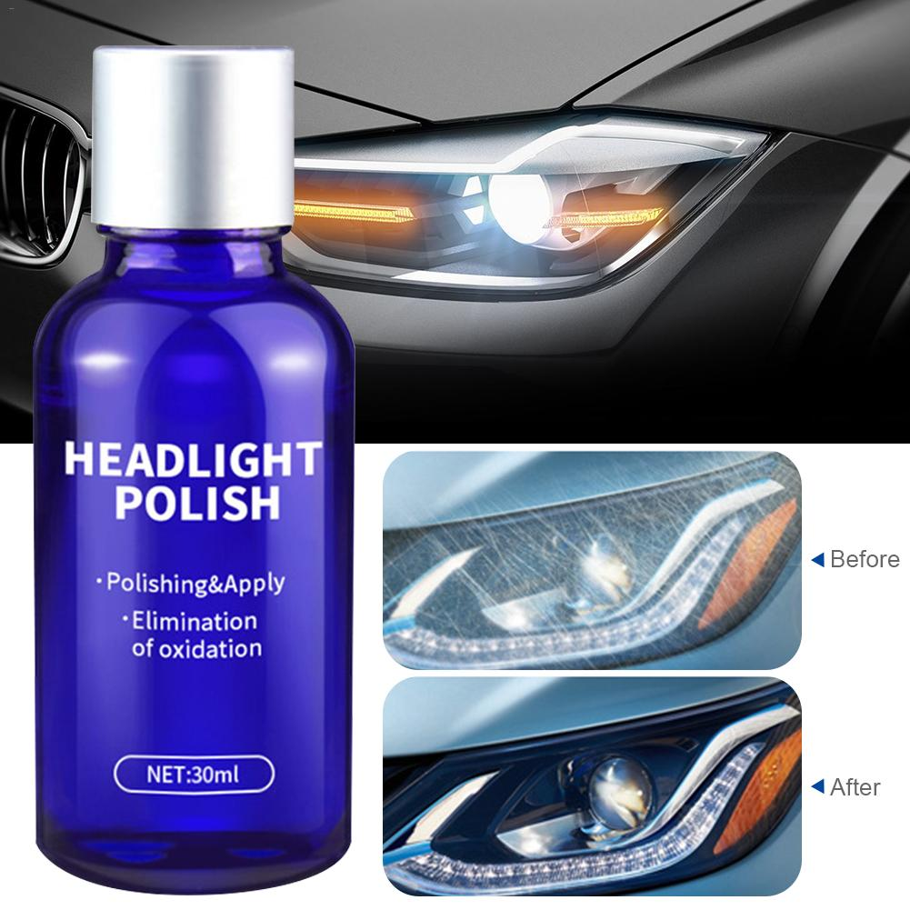 Car Headlights Oxidation Liquid Repair Agent Ceramic Coat Super Hydrophobic Glass Coating Polishing Coating Liquid Repair Tool-in Paint Protective Foil from Automobiles & Motorcycles