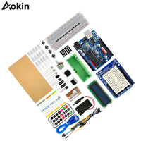 NEWEST RFID Starter Kit for Arduino UNO R3 Upgraded version Learning Suite Retail Box Starter Kit RFID Sensor For Arduino