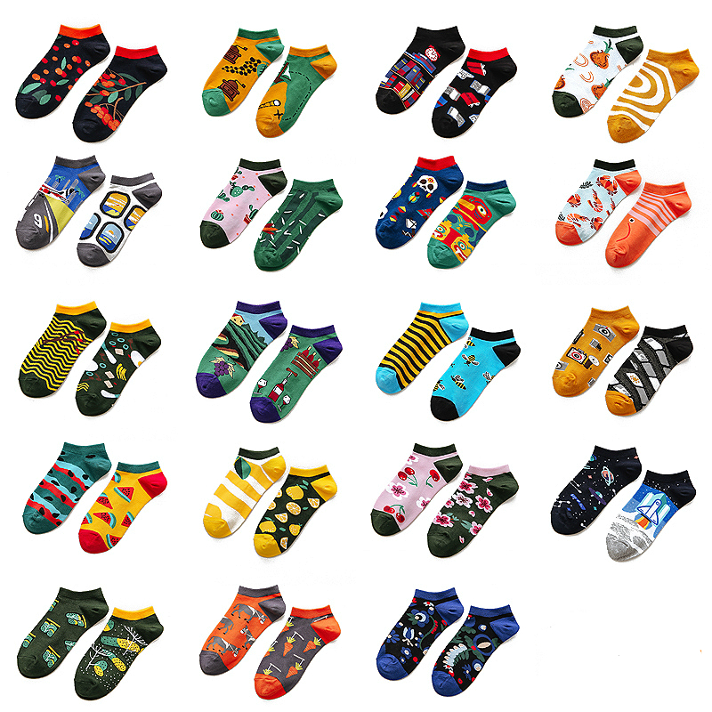 Indian Floral Paisley Pattern Crazy Socks Soft Breathable Casual Socks For Sports Athletic Running