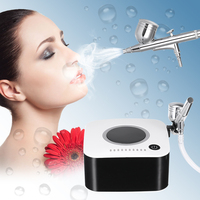 Oxygen Water Skin Injection Sprayer Facial Wrinkle Remove Rejuvenation Machine for Skin Cleaning Cold Moisturizing Sprayer