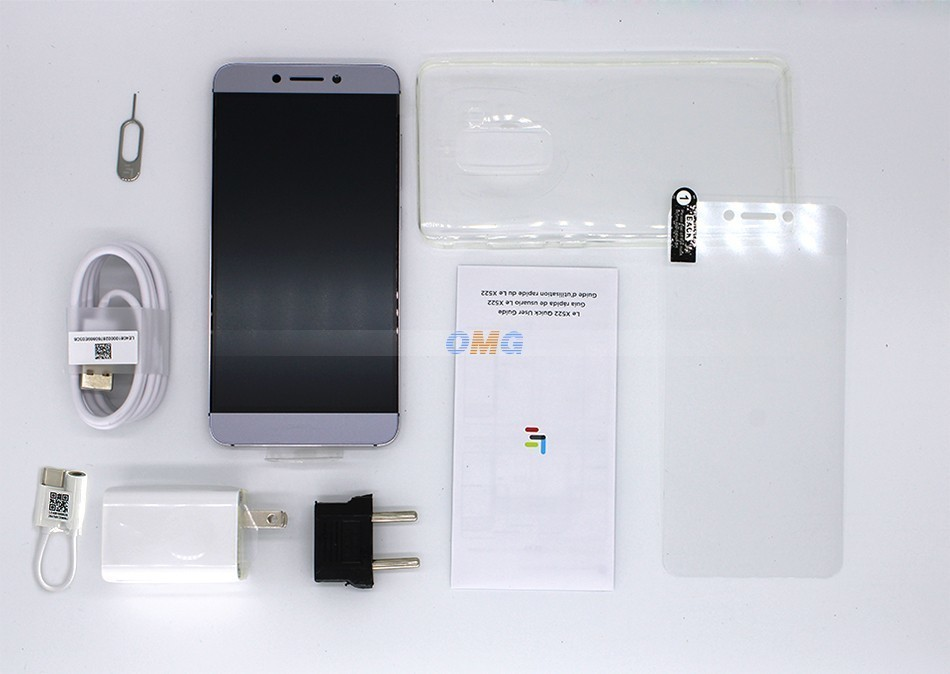 Coolpad/LeEco Freddo Changer S1 4G 64G Originale Del Telefono Mobile 4G LTE Snapdragon 821 Quad Core 5.5 1920x1080 P Rear16.0MP - 6