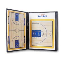 Folding Magnetic Basketball Tactics Board / Basketball Tactical Board Football Tactics Board Whiteboard Pen