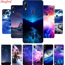 Popular Case For Lenovo S5 Pro Silicone 6.2 inch Cool Print Soft TPU Phone S5Pro Coque Funda